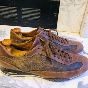 Cole Haan Nike Air Leather Sneakers Men 12